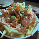 Mentaiko fries