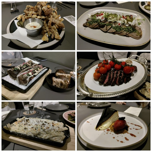Singapore Steakhouse to Visit!