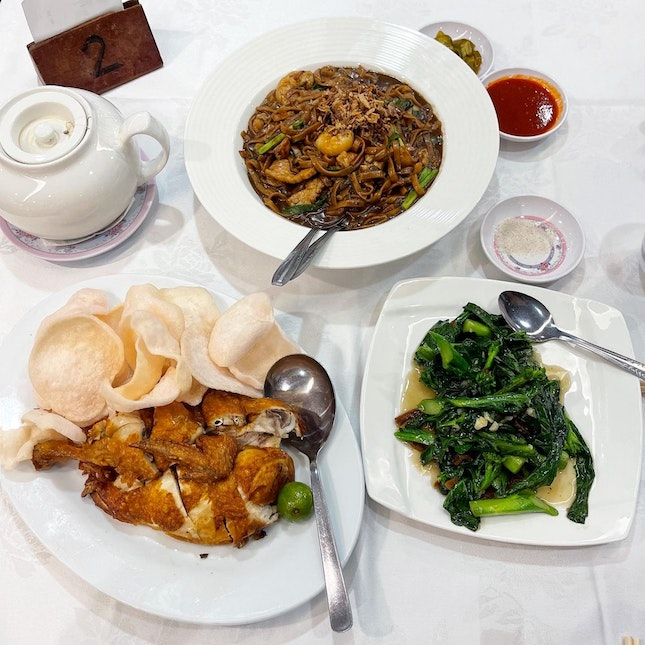 Restaurant Quality Authentic Hokkien Delights At Portions And Priced Cheaper Than Most Chains!