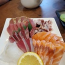 Love The Thick Sashimi Slices