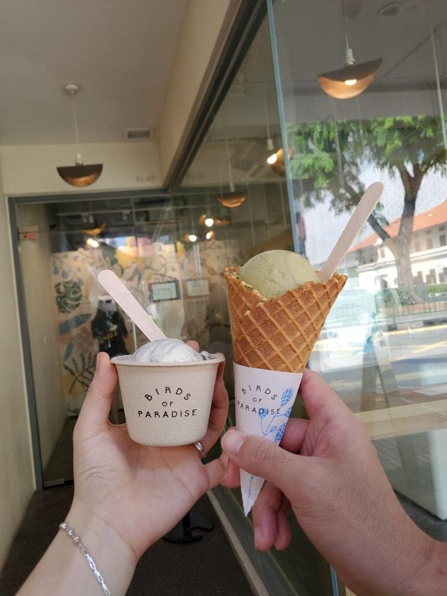 Unique Flavoured Ice Creams