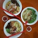 =Bak Chor Mee + Teo Chew Dumpling Soup=  Ah Kow Mushroom Minced Pork Mee Meng Soon Huat Coffee Shop Blk 359 Bukit Batok St 31  #singaporefood #sgfood #sgeats #instafood #instafoodsg #foodhunt #foodporn #foodsg #foodpornsg #exploresingaporeeats #exsgcafes #burpple #uncagestreetfood #exploresingapore #singaporeinsiders #sghawker #hawkersg #hawkerfood #sgigfoodies #sgfoodies