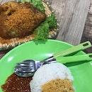 Ayam Penyet ($5.30)