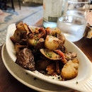Roasted Potato With Guanciale And Ricotta