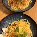 Chilli & Lime Pasta and Umami Pasta