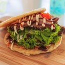 Grilled Flatbread Smoked Peppery Duckie