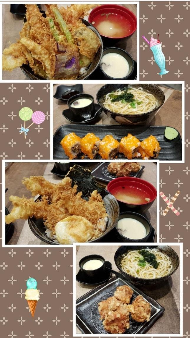 Japanese Food Fare