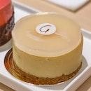 lychee rose cheesecake, $8.50
