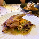 Duck Confit With Horfun