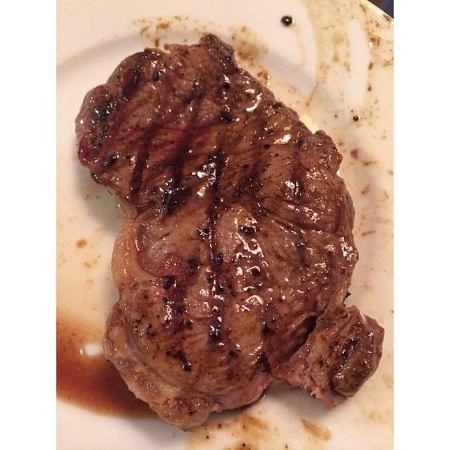 Very yummy steak from last night dinner!