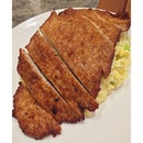 Pork chop fried rice!