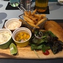 Thai Fish And Chips
