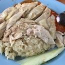 Chicken Rice @ Maxwell