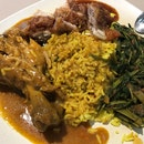 Indonesian Curry Rice