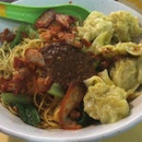 Hua Kee Hougang Famous Wan Ton Mee (Old Airport Road Food Centre)
