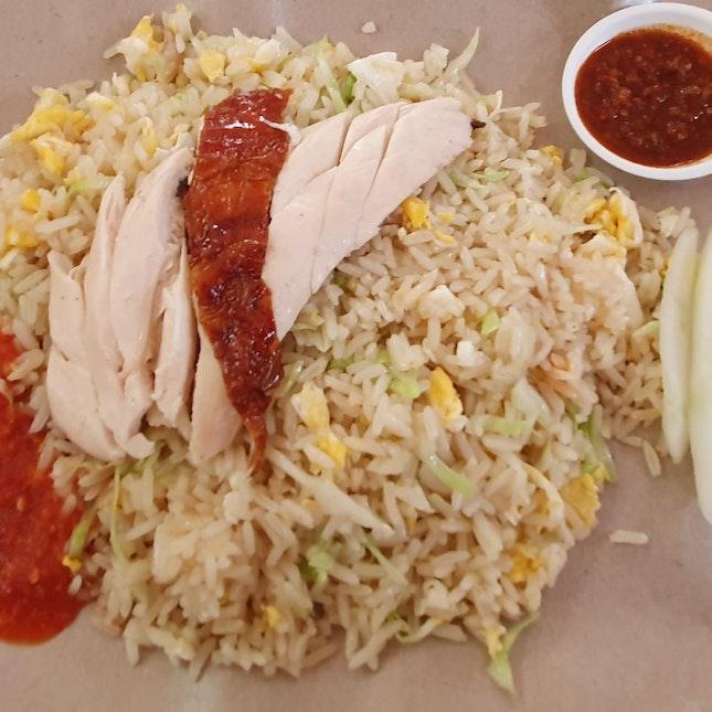 Nasi Goreng Ayam @ Stall 28