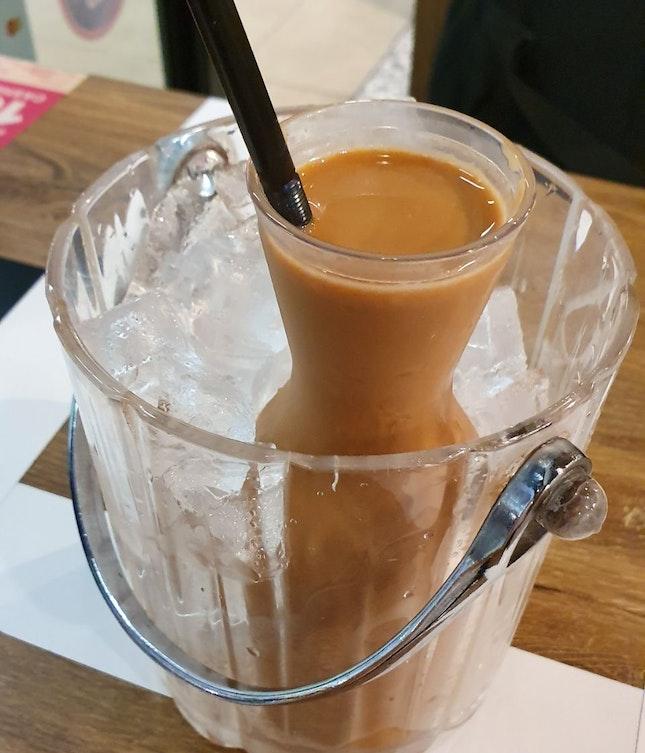 HK Iced Milk Tea