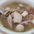 Pig Organ Soup