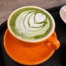 Green Tea Latte $5.80