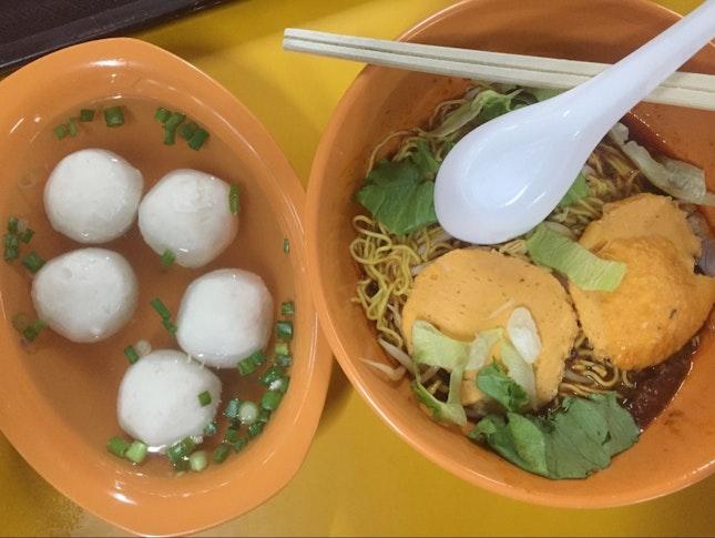 Chinatown Fishball Noodle