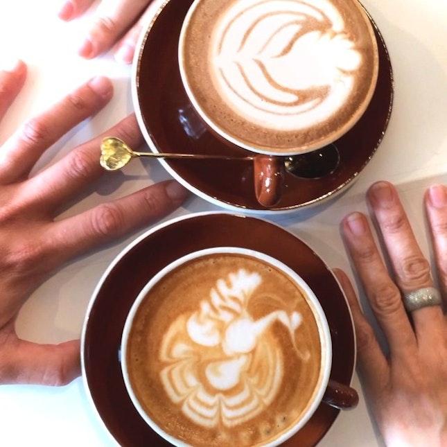 Cafe Hoppin!