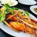 Joe seafood