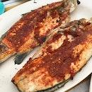 Ikan Bakar.