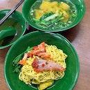 Revisit this wanton noodle after long hiatus.