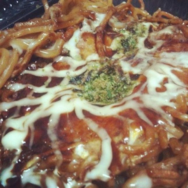 Jap Fried Noodles