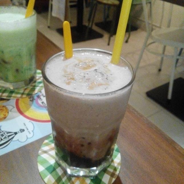 Chendol Milkshake