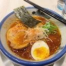 Spicy Yuzu Ratan Ramen ($15.90)
