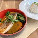Chef's Special Assam Seabass with Rice