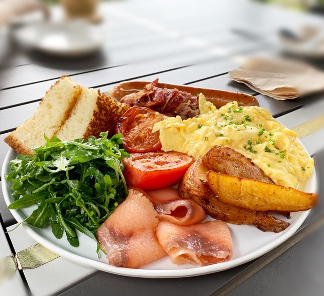 The Breakfast Works