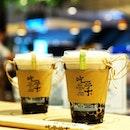 㫓茶三千 @chichasanchen.sg opens in @313somerset  _ New bubble tea shop where you get to experience tea drinking with a modern twist from Taiwan is now in Singapore.