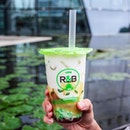 New Durian Chendol Boba Milk available from @rbteasg at MBS outlet since 1 Jun.