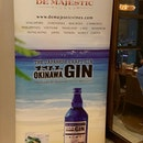 Official Launch of The Japanese Craft Gin Okinawa Gin by De Majestic Vines @demajesticvines  _ For over 130 years, Masahiro Shuzo Brewery has been brewing the Okinawan traditional distilled sake, Ryukyu Awamori.