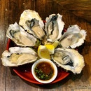 Hyogo Oysters.