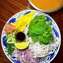 Penang Assam Laksa _ This the best Assam Laksa from Penang you can get without leaving SG.