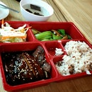 Braised Duck Bento Set