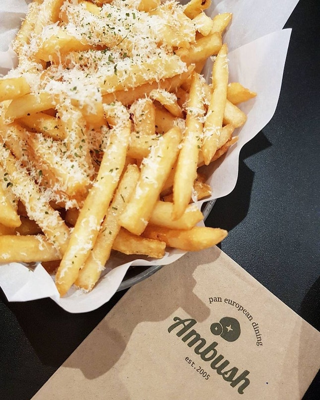 Truffles Fries