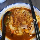 Yummy Penang Prawn Noodles