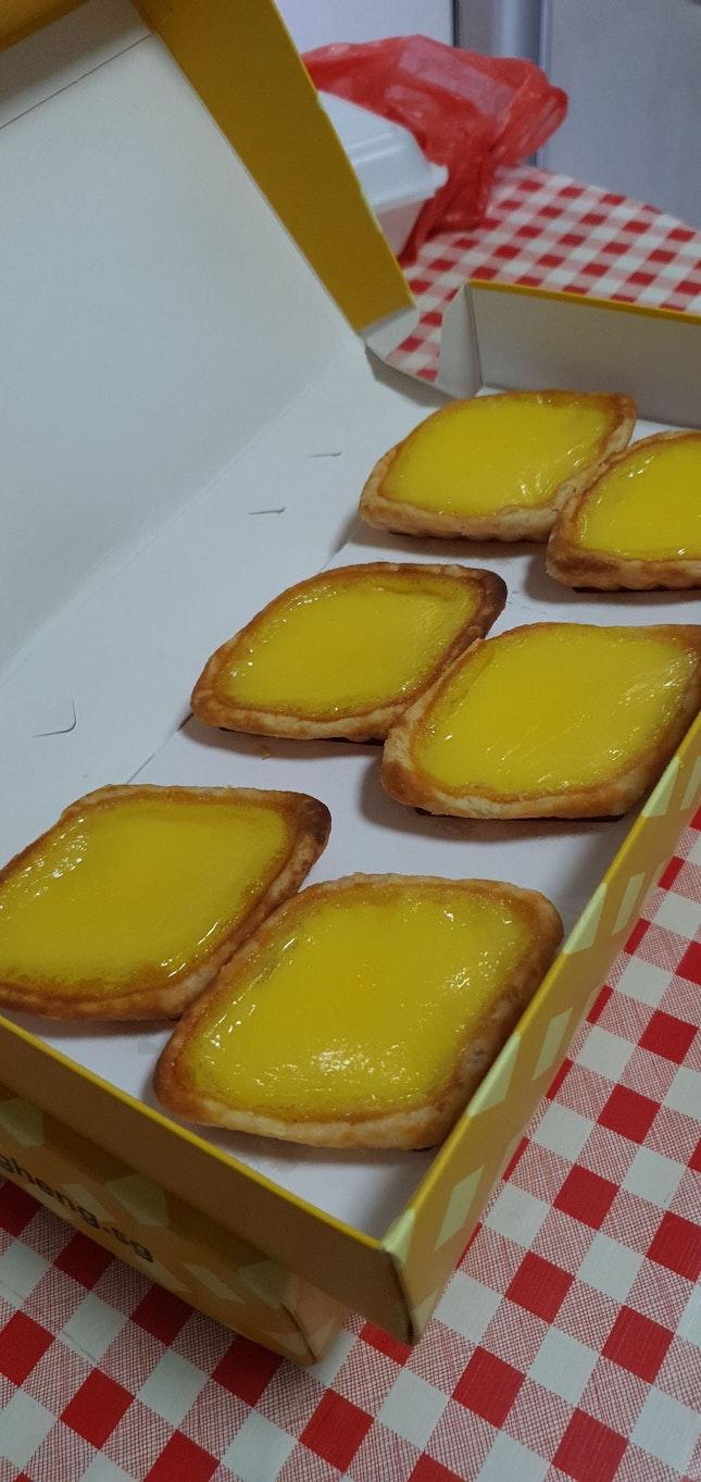 Best Egg Tarts!