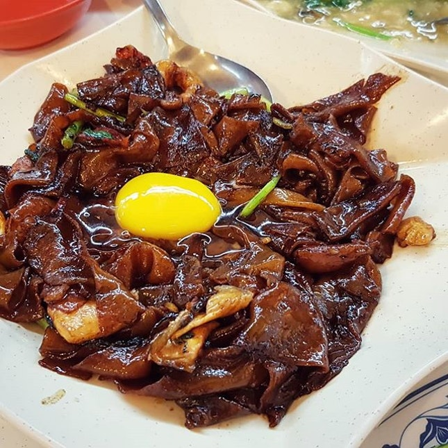 Zichar bonanza at Kek Keng Eng Kee.