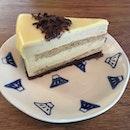 Rachel's Earl Grey Mousse Cake @ $7.50