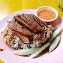Braised Duck Rice