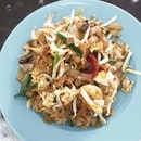 Luncheon: Steven's Fried Kuey Teow.