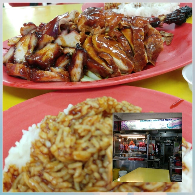 For Chewy Char Siew And Crispy Roast Duck