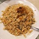Fish Roe Fried Rice
