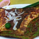 Stingray From The Famous Hai Wei Yuan Seafood Barbecue