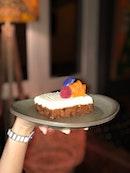 Carrot Cake [$8]